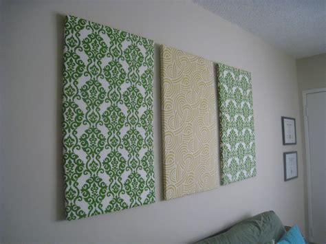 fabric wall decor diy fabric wall crafting is sanity