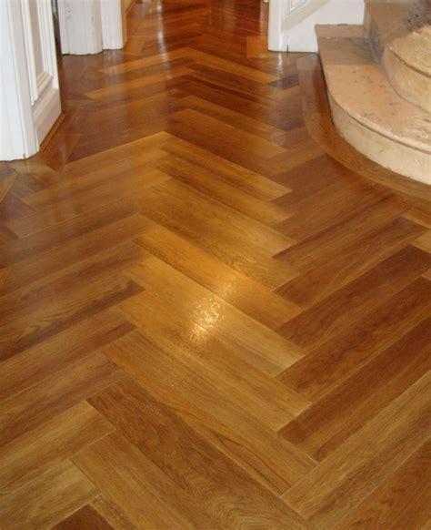 Parquet Pattern Laminate Flooring