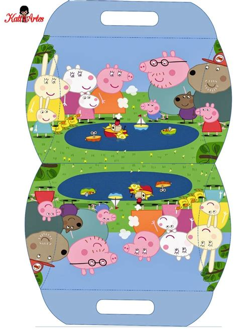peppa pig printable birthday decorations 94 best peppa pig images on pinterest peppa pig