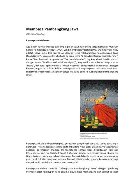 Buku Para Pembangkang by Membaca Pembangkang Jawa