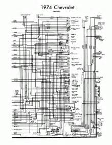 pdf ebook chevrolet corvette 1974 wiring diagrams