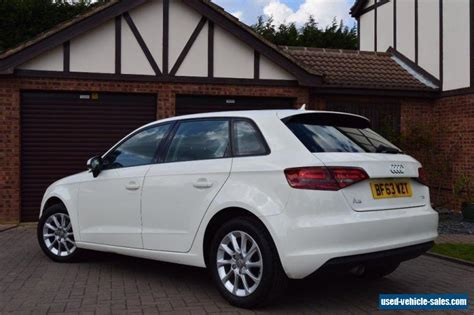 2013 audi for sale 2013 audi a3 for sale in the united kingdom