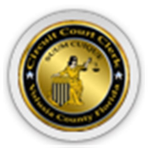 Volusia County Clerk Of Court Records Diane M Matousek Clerk Of The Circuit Court Volusia County Florida