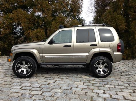 jeep liberty limited lifted jeep liberty 2015 red image 230