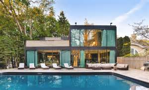 home design courses toronto the glass house near toronto is the ultimate pad to