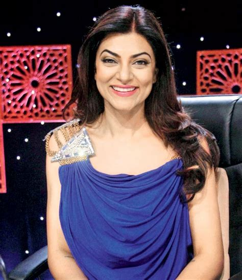 sushmita sen thoughts sushmita sen to bring in her 40th birthday with daughters