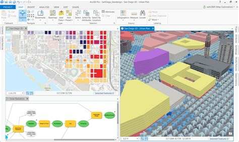arcgis layout view data view arcwatch geodesign takes off