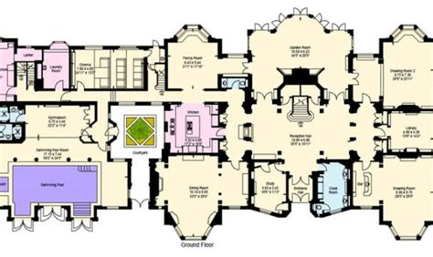 mansion floor plan 17 best images about floorplans on 24 beautiful victorian mansions floor plans house plans