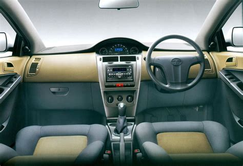 Indica Car Interior by Tata Indica Vista Launched Autocrust Auto News Car