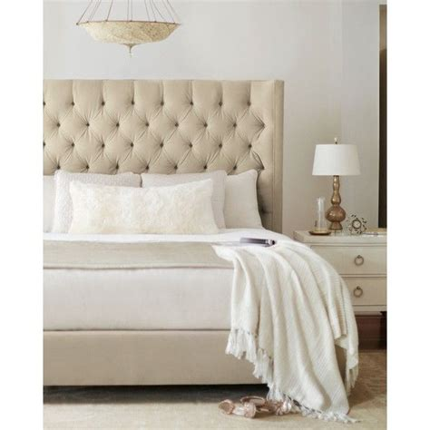 antique tufted headboard 1000 ideas about beige headboard on pinterest white