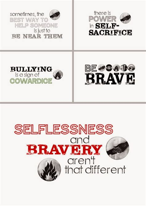 printable divergent bookmarks divergent quotes about thinking quotesgram