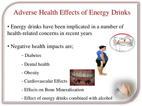 the energy drink side effects health effects of energy drinks