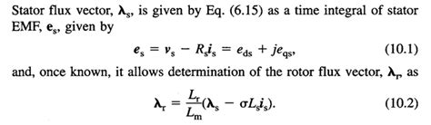 induction motor flux estimation induction motor flux estimation 28 images principle of operation of induction motor eeeguide