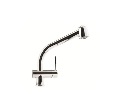 franke ffps780 satin nickel pullout spray kitchen faucet
