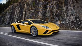 Lamborghini World Lamborghini Aventador S Coupe Get To About