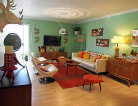 luxury retro living room for your home design furniture