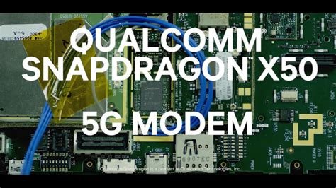 spd qualcomm qualcomm chwali się pierwszym modemem 5g na pasmo 28 ghz