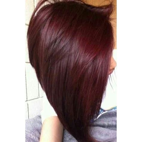 mahogany colored hair mahogany brown hair color find your