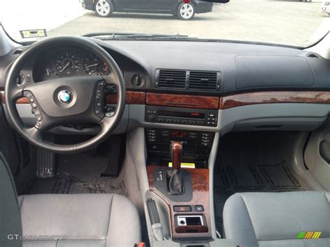 2002 bmw 5 series 525i wagon dashboard photos gtcarlot