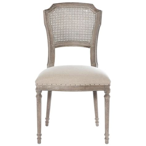 santos country caned upholstered dining chairs - Country Chairs Upholstered