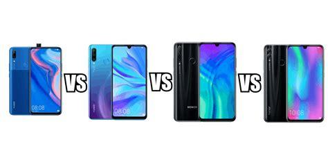 huawei p smart z vs p30 lite vs honor 20 lite vs huawei p smart 2019 vs honor 10 lite