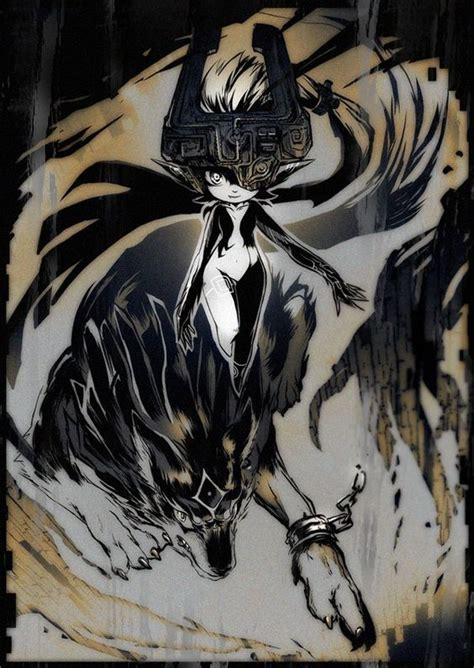 And Wolf Twilight Princess D0291 zeetali midna wolf link legend of twilight princess h y r u l e t e r m