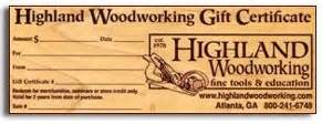highland woodworking coupon highland woodworking wood news no 57 may 2010