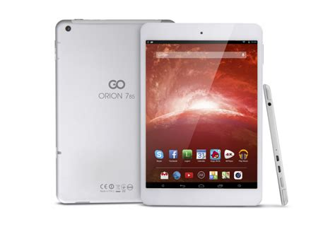 format video ipad mini goclever orion 785 99 euro tablet im ipad mini format mit