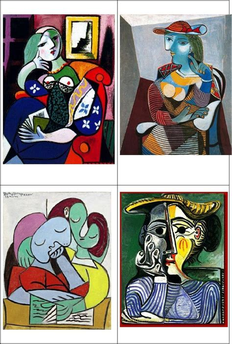 cuadros abstractos de picasso 25 melhores ideias sobre cuadros de picasso no pinterest