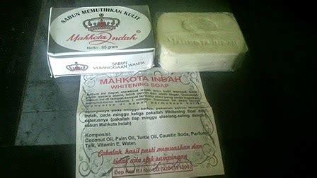 Harga Sabun Memutihkan Kulit Mahkota Indah toko shop murah sabun mahkota indah kulit