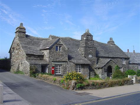 Medieval Manor House Floor Plan by Tintagel Old Post Office Wikipedia