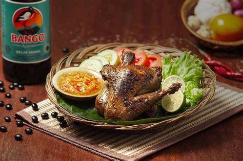 resep ayam bakar pedas manis masak  hari