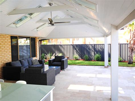 Patio Ceiling Lining by White Ceiling Lining Development