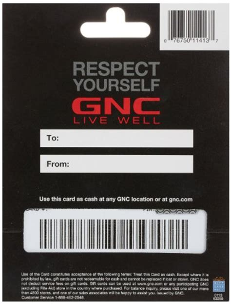 Gnc Gift Cards - gnc gift card 25 arts entertainment party celebration giving cards certificates