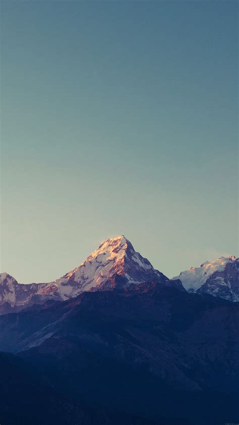 wallpaper for iphone mountains papers co iphone wallpaper ml64 mountain blue high sky