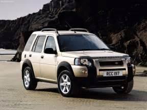 10 Best Land Rover Models of All Time #6 Land Rover Freelander [Image