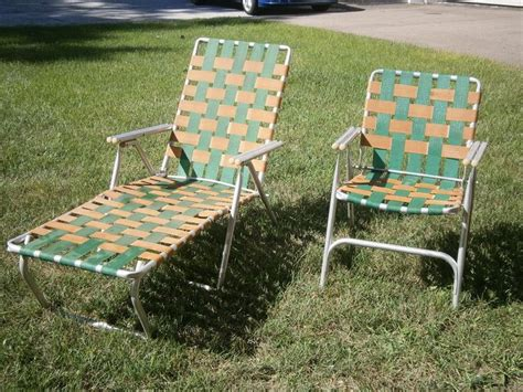 outdoor aluminum web chairs 36 best images about folding lawn chairs on