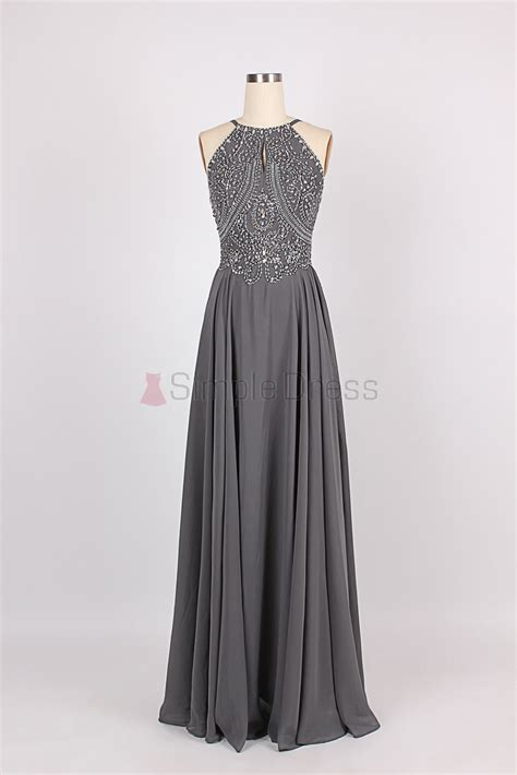 Handmade Evening Dresses - buy simple dress handmade scoop beading key