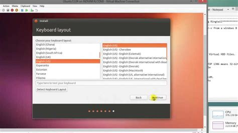 installing ubuntu server hyper v installing ubuntu 13 04 with hyper v youtube