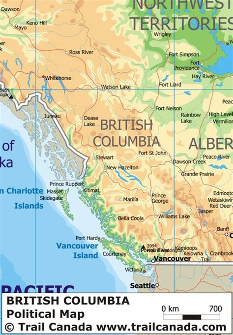 map canada bc preparing and packing for cross country motorcycle rides