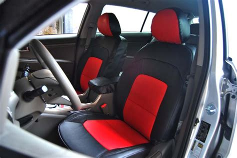 Kia Sportage Leather Seats Kia Sportage 2010 2012 Iggee S Leather Custom Fit Seat