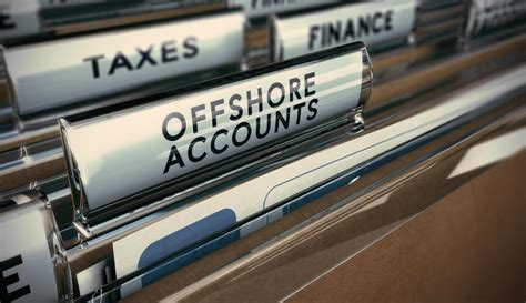 offshore bank accounts securing assets vs tax avoidance is opening an offshore