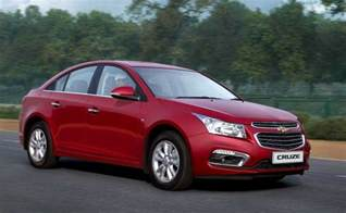 2016 chevrolet cruze launched at rs 14 68 lakh ndtv