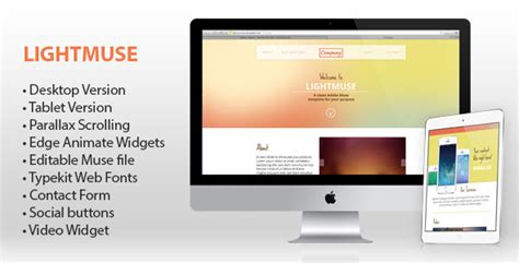 Responsive Adobe Muse Templates Themes Free Download 56pixels Com Muse Templates Responsive