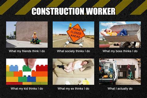Construction Memes - construction worker meme funny pinterest