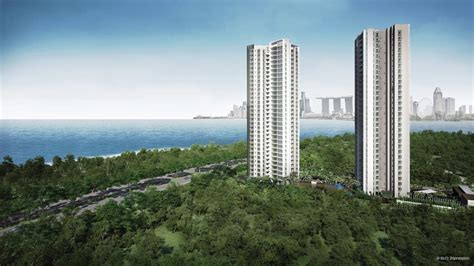 Echelon Condo Floor Plan aalto the penthouse collection singapore the view from