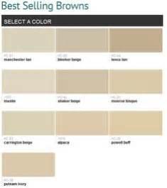 Chelsea Gray Bathroom - ashen tan benjamin moore paint colours pinterest