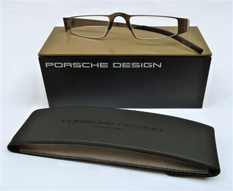Porsche Lesebrille by Porsche Design Lesebrille 8811 C Hellbraun