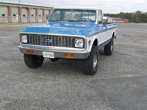 1972 chevy 3 4 ton 4x4