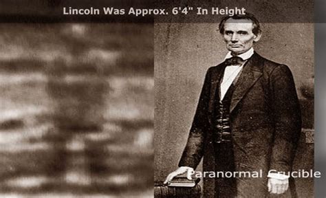abraham lincoln ghost world s best ghost photo shows abraham lincoln at